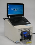 COVARIS M220 FOCUSED ULTRASONICATOR DNA SHEARING+LAPTOP+SOFTWARE=VERY LOW HOURS=